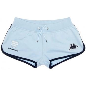Textiel Dames Korte broeken / Bermuda's Kappa  Blauw