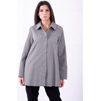 Textiel Dames Windjack Persona By Marina Rinaldi TRAM Kleurloos