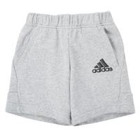 Textiel Jongens Korte broeken / Bermuda's adidas Performance B BOS SHORT Grijs