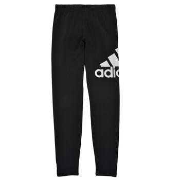Textiel Meisjes Leggings adidas Performance G BL LEG Zwart