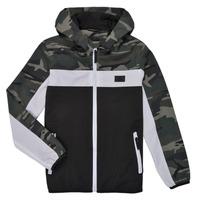 Textiel Jongens Wind jackets Deeluxe FRIZZY Multicolour