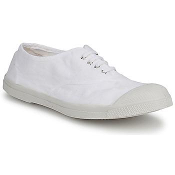 Schoenen Heren Lage sneakers Bensimon TENNIS LACET Wit