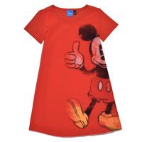 Textiel Meisjes Korte jurken Desigual 21SGVK41-3036 Rood