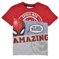 Textiel Jongens T-shirts korte mouwen Desigual 21SBTK08-3005 Multicolour