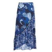 Textiel Dames Rokken Desigual NEREA Blauw