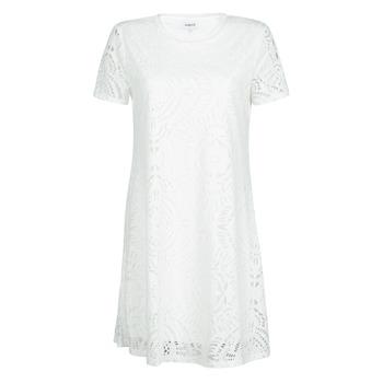Textiel Dames Korte jurken Desigual NILO Wit