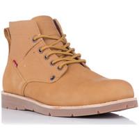 Schoenen Heren Hoge laarzen Levi's 225129 Bruin