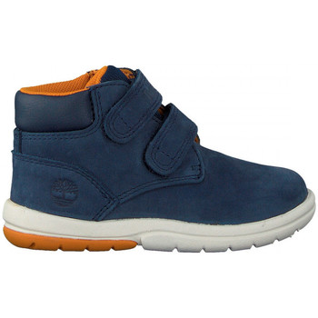 Schoenen Kinderen Laarzen Timberland Toddletracks hl boot Blauw