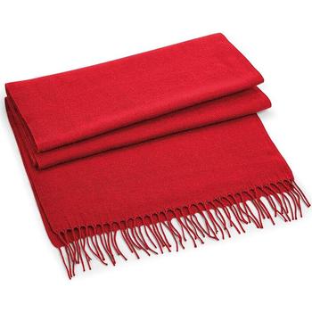 Accessoires Sjaals Beechfield B500 Klassiek rood