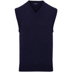 Textiel Heren Mouwloze tops Premier PR699 Marine