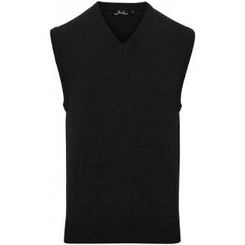 Textiel Heren Mouwloze tops Premier PR699 Zwart