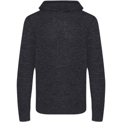 Textiel Heren Sweaters / Sweatshirts Ecologie EA080 Houtskool/zwart