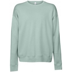 Textiel Sweaters / Sweatshirts Bella + Canvas BE045 Stofblauw