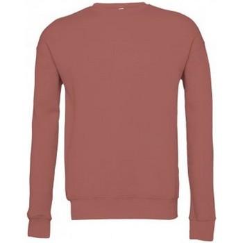 Textiel Sweaters / Sweatshirts Bella + Canvas BE045 Mauve