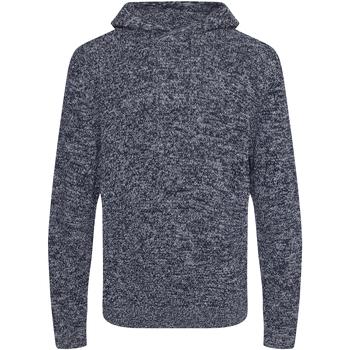 Textiel Heren Sweaters / Sweatshirts Ecologie EA080 Navy/Heather
