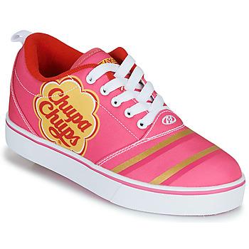 Schoenen Meisjes Schoenen met wieltjes Heelys CHUPA CHUPS PRO 20 Roze / Wit