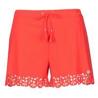 Textiel Dames Korte broeken / Bermuda's Banana Moon MEOW Rood