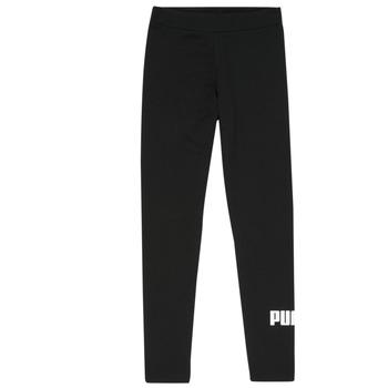Textiel Meisjes Leggings Puma ESS LEGGING Zwart