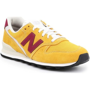Schoenen Dames Lage sneakers New Balance WL996SVD yellow