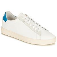 Schoenen Lage sneakers Clae BRADLEY CALIFORNIA Wit / Blauw
