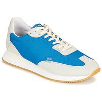 Schoenen Lage sneakers Clae RUNYON Blauw / Grijs