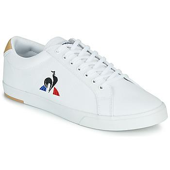 Schoenen Heren Lage sneakers Le Coq Sportif VERDON II Wit / Bruin