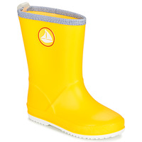 Schoenen Kinderen Regenlaarzen Be Only CORVETTE Geel