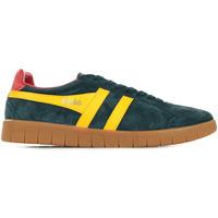 Schoenen Heren Sneakers Gola Hurricane Suede Blauw