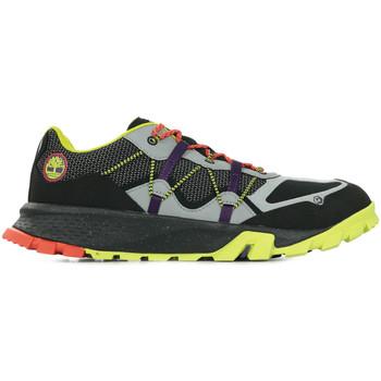 Schoenen Heren Sneakers Timberland Garrison Trail Zwart