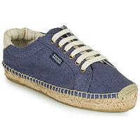 Schoenen Dames Espadrilles Banana Moon PACEY Blauw