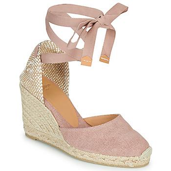 Schoenen Dames Sandalen / Open schoenen Castaner CHIARA Roze
