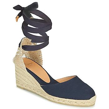 Schoenen Dames Sandalen / Open schoenen Castaner CARINA Blauw