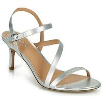 Schoenen Dames Sandalen / Open schoenen Lauren Ralph Lauren LANDYN Zilver