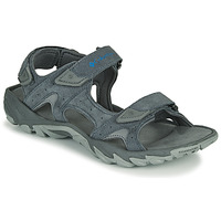 Schoenen Heren Outdoorsandalen Columbia SANTIAM 3 STRAP Grijs