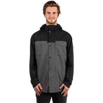 Textiel Heren Wind jackets Burton GORETEX PACKRITE SHACKET JACKET TRUE BLACK/PAVEMENT