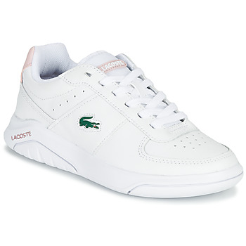 Schoenen Dames Lage sneakers Lacoste GAME ADVANCE 0721 2 SFA Wit / Roze