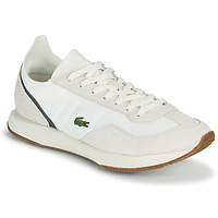 Schoenen Heren Lage sneakers Lacoste MATCH BREAK 0721 1 SMA Beige / Groen