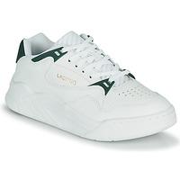Schoenen Dames Lage sneakers Lacoste COURT SLAM 0721 1 SFA Wit / Groen