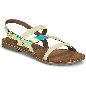 Schoenen Dames Sandalen / Open schoenen Metamorf'Ose JALADIN Wit