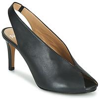 Schoenen Dames Sandalen / Open schoenen Perlato 11794-VENUS-NOIR Zwart