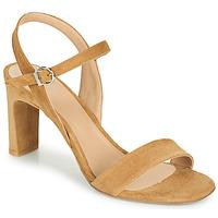 Schoenen Dames Sandalen / Open schoenen Perlato 11797-CAM-CAMEL Camel