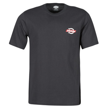Textiel Heren T-shirts korte mouwen Dickies RUSTON Zwart