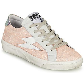Schoenen Dames Lage sneakers Semerdjian CATMI Roze