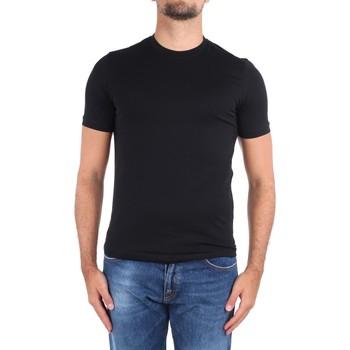 Textiel Heren T-shirts korte mouwen Cruciani CUJOSB G30 No Colour