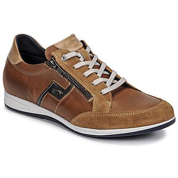 Schoenen Heren Lage sneakers Fluchos 0207-AFELPADO-CAMEL Bruin