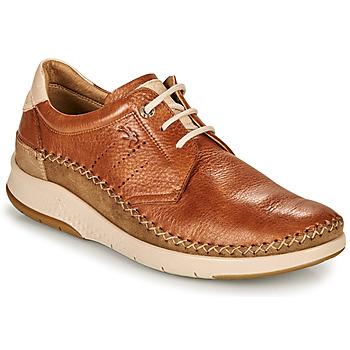 Schoenen Heren Lage sneakers Fluchos 0795-TORNADO-CUERO Bruin