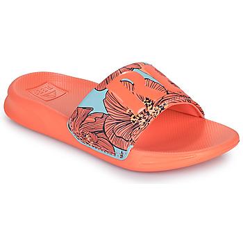 Schoenen Meisjes slippers Reef KIDS ONE SLIDE Oranje