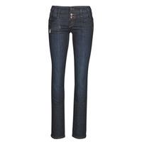 Textiel Dames Straight jeans Freeman T.Porter AMELIE SDM Eclipse
