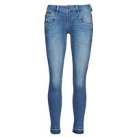 Textiel Dames Skinny jeans Freeman T.Porter ALEXA CROPPED S-SDM Blauw