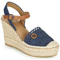 Schoenen Dames Sandalen / Open schoenen Tom Tailor DEB Marine